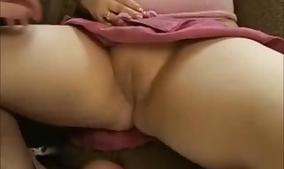 Large Plumper Ex Girlfriend With Large Jugs Taking A Nap Then Plumbed On The Couch